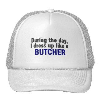 Carnicero durante el día gorra