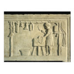 Carnicero romano, alivio postales
