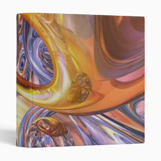 Carnival Abstract Binder
