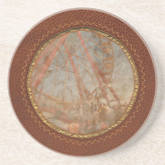 Carnival - An Amusing Ride Drink Coasters