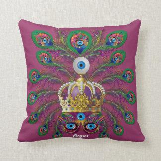 Carnival Argos-Argus Eyes Important view Hints Pillow