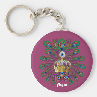 Carnival Argos-Argus Eyes Important view notes Key Chain