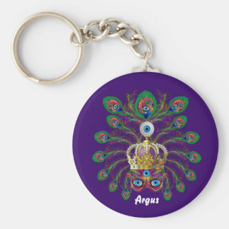 Carnival Argos-Argus Eyes Important view notes Key Chains