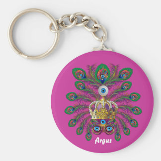 Carnival Argos-Argus Eyes Important view notes Keychain
