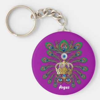 Carnival Argos-Argus Eyes Important view notes Keychains