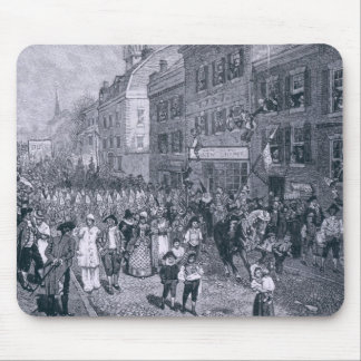 Carnival at Philadelphia Mouse Pad