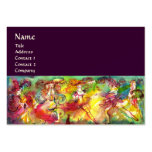 CARNIVAL BALLET / Venetian Masquerade,Dance,Music Large Business Card