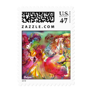 CARNIVAL BALLET / Venetian Masquerade,Dance,Music Postage