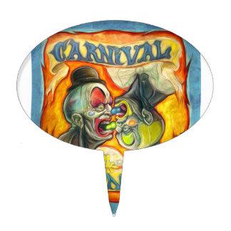 Carnival-Banner - Carnival of Angst Cake Topper