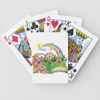 Carnival Bicycle Playing Cards