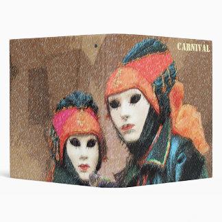 carnival binder