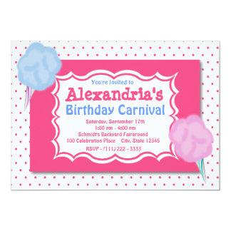 Carnival Birthday Card