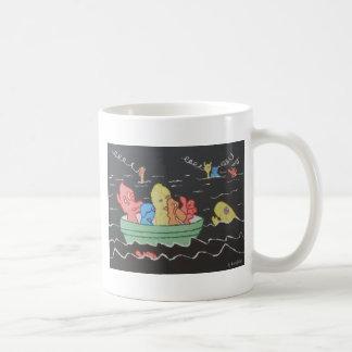 Carnival Boat Ride Coffee Mug