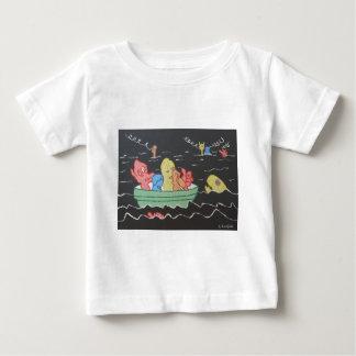 Carnival Boat Ride Tee Shirt