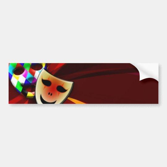 Carnival Bumper Sticker
