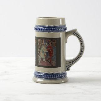 Carnival By Paul Cézanne (Best Quality) Mug