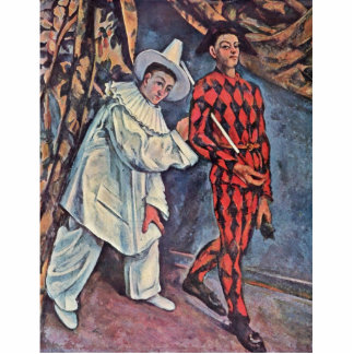Carnival By Paul Cézanne (Best Quality) Statuette