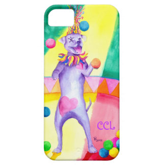 Carnival Canine iPhone 5/5S Case