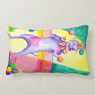 Carnival Canine Pillow