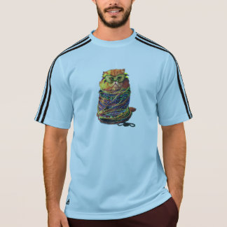 Carnival cat - colorful cat - Funny cats T-Shirt