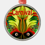 Carnival Christmas Tree Ornaments