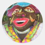 Carnival! Classic Round Sticker