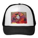 Carnival Clown Mesh Hat