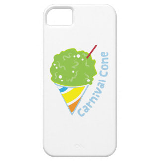 Carnival Cone iPhone 5 Cases