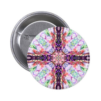 Carnival Cross  Button