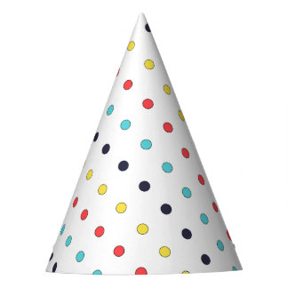 Carnival Dots Party Hat