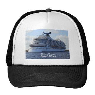 Carnival Dream Mesh Hats