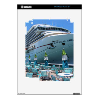 Carnival Dream in Key West Skin For The iPad 2