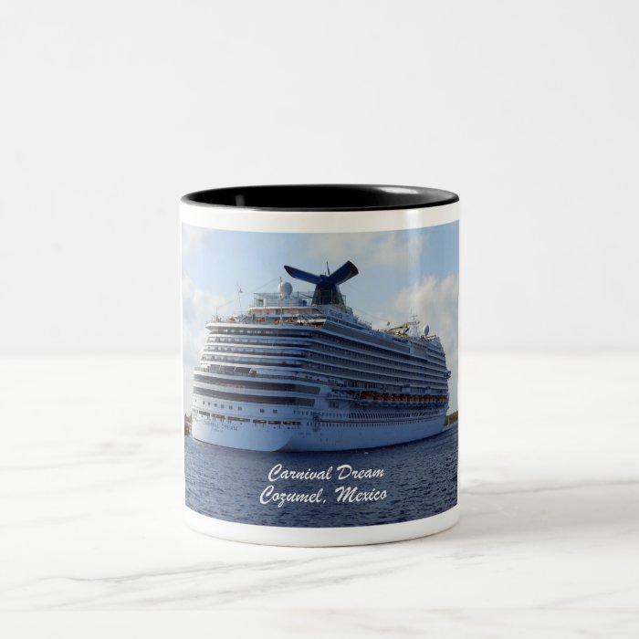 Carnival Dream Two-Tone Coffee Mug