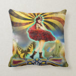 Carnival Fairy Pillow