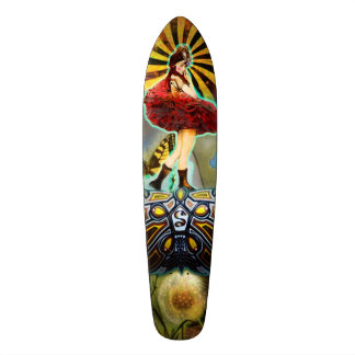 Carnival Fairy Skateboard