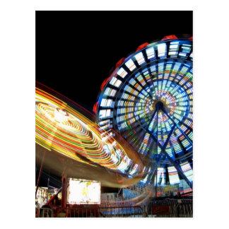 Carnival Fun 2 Postcard