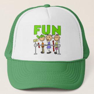 Carnival Fun Trucker Hat
