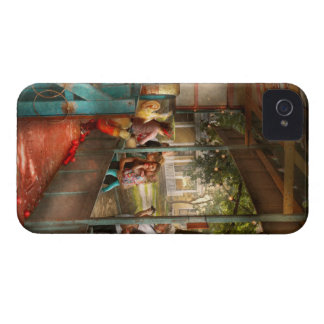 Carnival - Game - A game of skill iPhone 4 Case
