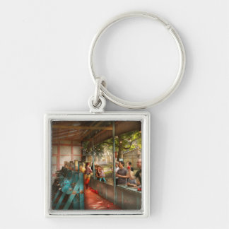 Carnival - Game - A game of skill Key Chain