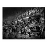Carnival - Game-A-Rama Post Card