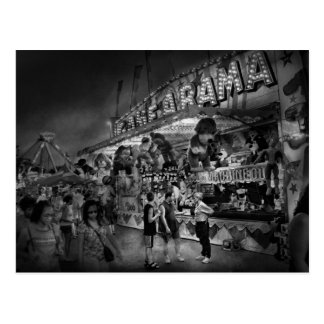 Carnival - Game-A-Rama Postcard