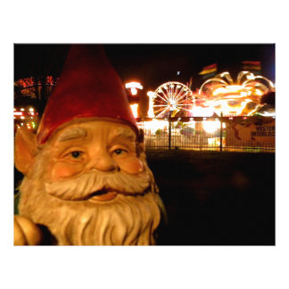 Carnival Gnome Letterhead