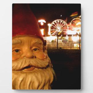 Carnival Gnome Plaque