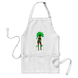 Carnival, Halloween or Beauty Pageant Adult Apron