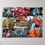 Carnival in Trinidad Print