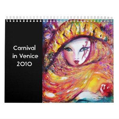 Carnival in Venice 2  - 2010 / Dance Music Theatre Calendar