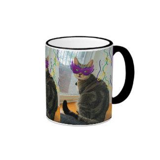 Carnival Indigo Ringer Mug