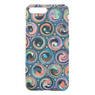 Carnival iPhone X/8/7 Plus Clear Case