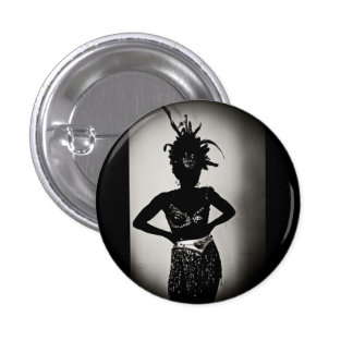 carnival is a b**** pinback button