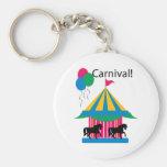 Carnival! Key Chain